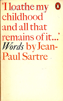 Words by Jean-Paul Sartre 1