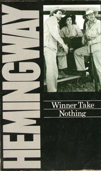 Winner Take Nothing by Ernest Hemingway 1