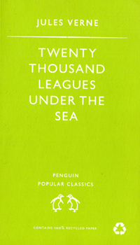 Twenty Thousand Leagues Under the Sea by Jules Verne 2