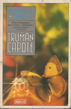 Breakfast at Tiffany's by Truman Capote 2
