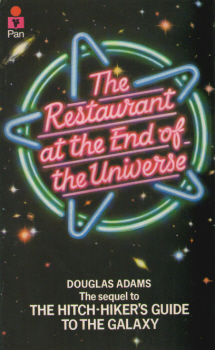 The Restaurant at the End of the Universe by Douglas Adams 2