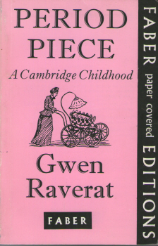 Period Piece - A Cambridge Childhood by Gwen Raverat 2