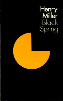 Black Spring by Henry Miller 2