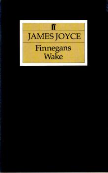 Finnegans Wake by James Joyce 2