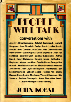 People Will Talk by John Kobal 2