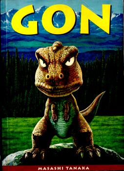 Gon by Masashi Tanaka 2