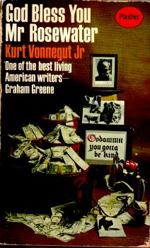 God Bless You Mr Rosewater by Kurt Vonnegut Jr 2