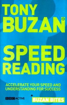 Speed Reading by Tony Buzan 1