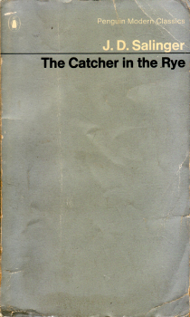 Catcher in the Rye by J.D. Salinger 2