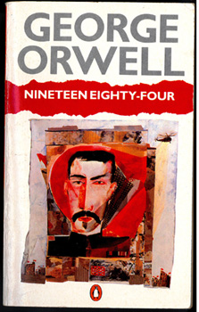 Nineteen Eighty-Four by George Orwell 1