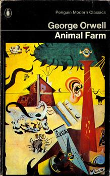 Animal Farm by George Orwell 1