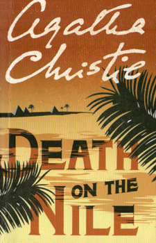 Death on the Nile by Agatha Christie 2