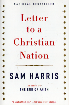 Letter to a Christian Nation by Sam Harris 2