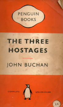 The Three Hostages by John Buchan 2