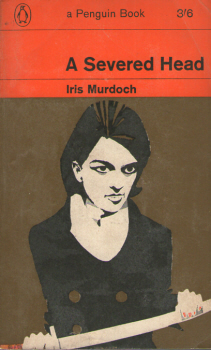 A Severed Head by Iris Murdoch 2