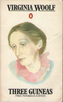 Three Guineas by Virginia Woolf 2