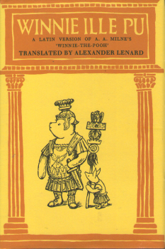 Winnie Ille Pu by A.A.Milne - Translated into Latin by Alexander Lenard 2