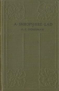 A Shropshire Lad by A.E. Housman 2