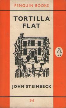 Tortilla Flat by John Steinbeck 2