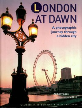 London at Dawn by Anthony Epes 2