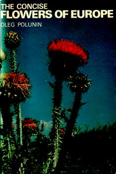 Concise Flowers of Europe by Oleg Polunin 2