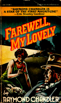 Farewell, My Lovely by Raymond Chandler 2