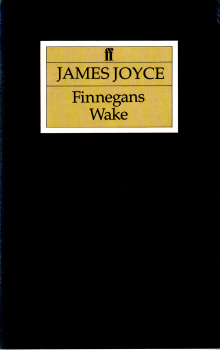 Finnegans Wake by James Joyce 2