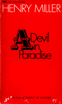 A Devil in Paradise by Henry Miller 2