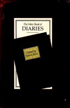 The Faber Book of Diaries edited by Simon Brett 1