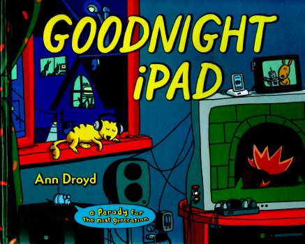 Goodnight iPad by Ann Droyd 2