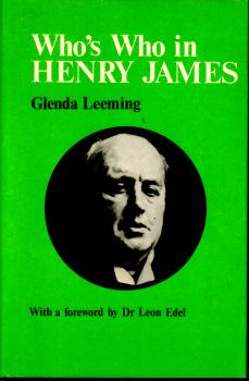 Who's Who in Henry James by Glenda Leeming